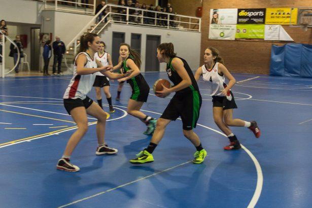 Sant Quirze Basquet Club - Júnior Fem 2014-2015 6
