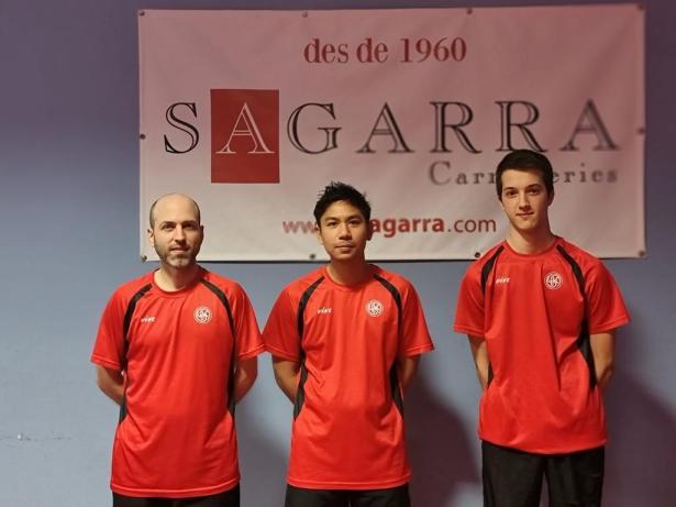 TT equip PDM (Primera Divisió Masculina)