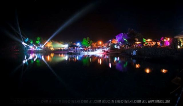2014, The Garden Festival, Tisno, Croatia, Summer, beach, party, Festival