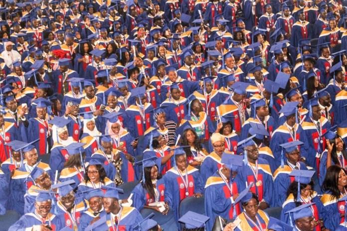 University of Education (UEW) Graduates 16,489 at 24th Congregation 1