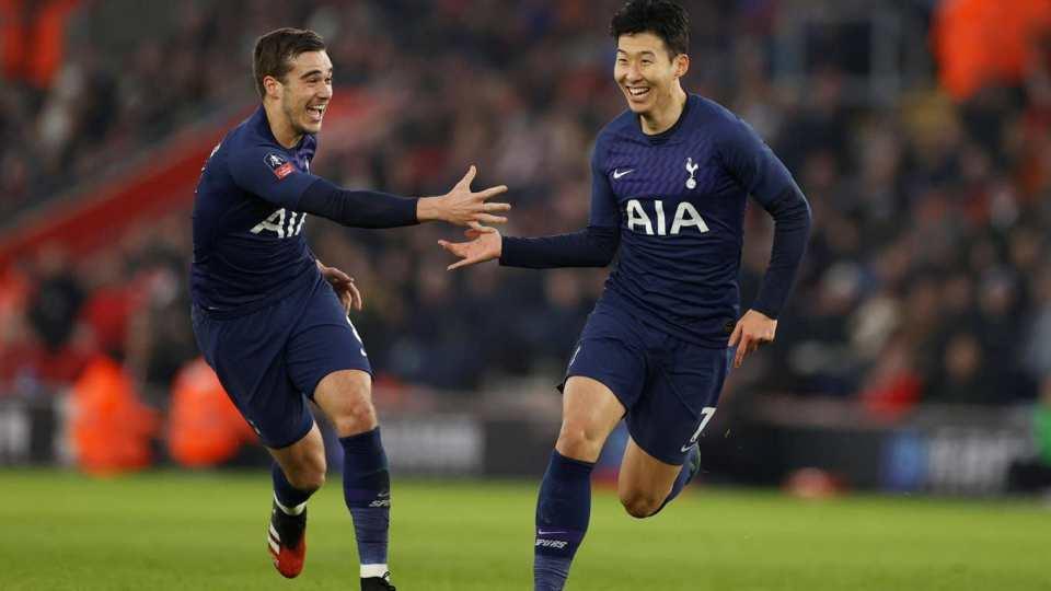 Southampton vs Tottenham Hotspur 25-01-63 22.00