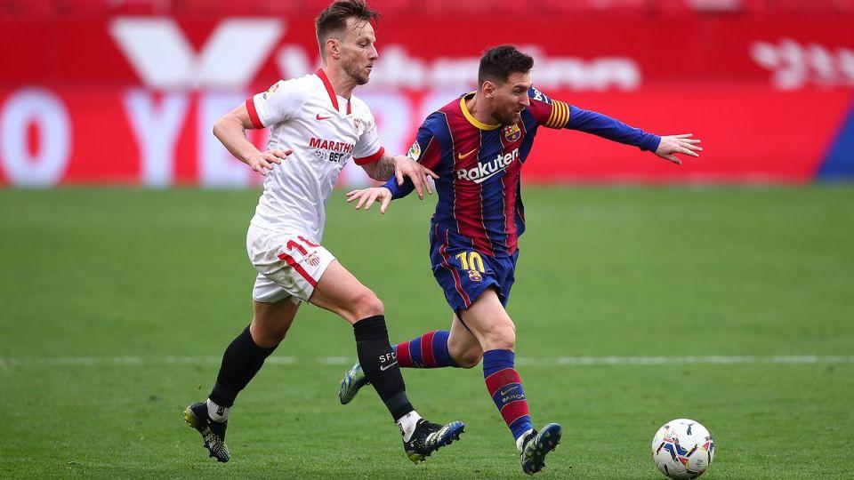 Sevilla vs Barcelona 28.02.2021 ไฮไลท์ฟุตบอล