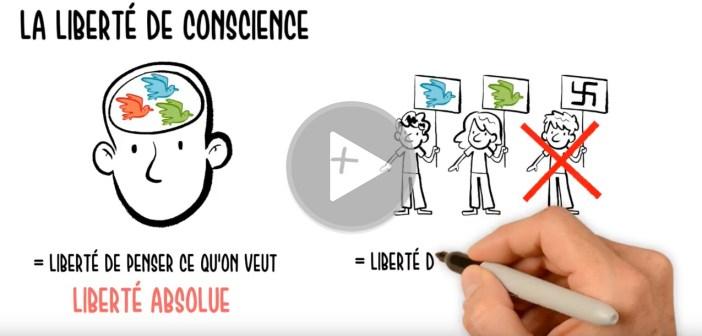 Le clip animé de l'UFAL sur la laïcité