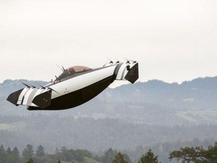 Летающий полностью электрический автомобиль BlackFly запустят в небо над Калифорнией