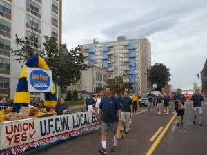Local 655 at Last Year's St. Louis Labor Day Parade
