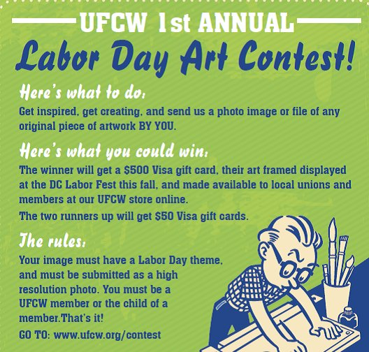 laborday contest