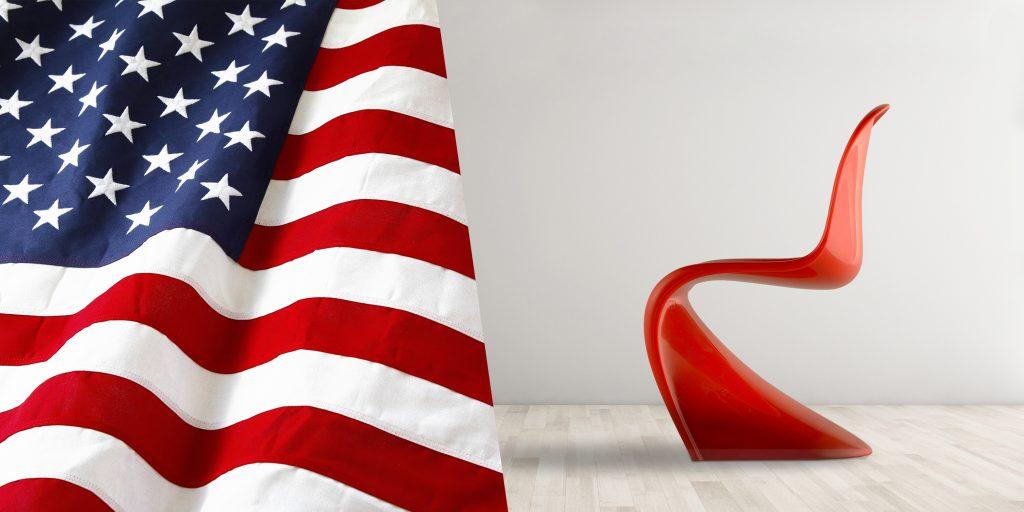 sedia di design estero