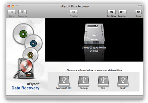 recover lost files from USB drive