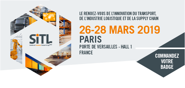26-28 Mars 2019 – Le rendez-vous de l'innovation du transport de l'industrie logistique et de la Supply chain