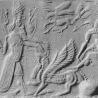 Ancient Sumerian Gilgamesh Ishtar 200x200 Ancient Sumerian Anunnaki Gods From the Sky
