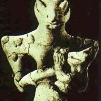 Annunaki Reptilian Aliens Genetic Hybrids Worshiped as Gods 200x200 Ancient Sumerian Anunnaki Gods From the Sky