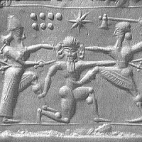 Annunaki Sumerian Planets 200x200 Ancient Sumerian Anunnaki Gods From the Sky