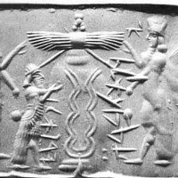Double Helix DNA Ancient Aliens Hybrids 200x200 Ancient Sumerian Anunnaki Gods From the Sky
