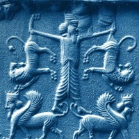 Mesopatmian Gods gilgamesh 200x200 Ancient Sumerian Anunnaki Gods From the Sky