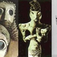 Nibiru Annunaki Sumerian Statues Reptilian Hybrids 200x200 Ancient Sumerian Anunnaki Gods From the Sky