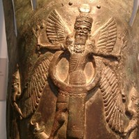 Sumerian Gods Annunaki Awakened Lightbody Merkabah UFO 200x200 Ancient Sumerian Anunnaki Gods From the Sky