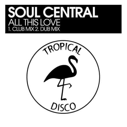 SoulCentral All This Love Artwork - UFO Network 2021