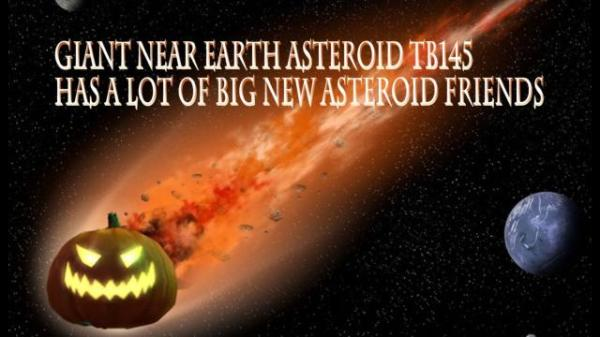 Suns Nudge On Asteroids Can Trigger EarthHit Or Miss