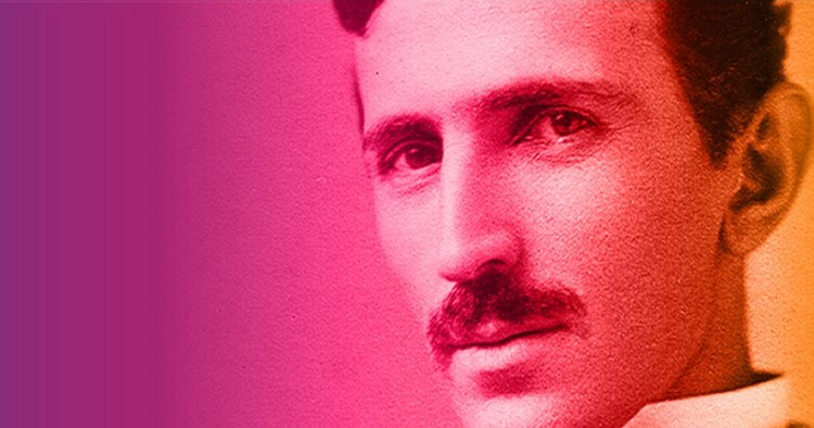 """Everything is Light"" The Incredible interview with Nikola Tesla"