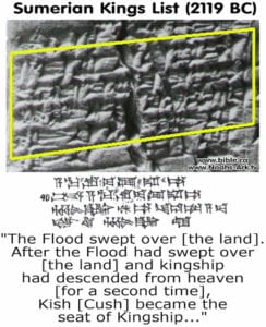 Earth was ruled for 241,000 years by 8 Kings