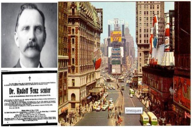 The Strange Case of Rudolph Fentz