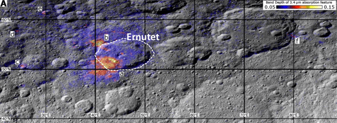 The Ceres dwarf planet
