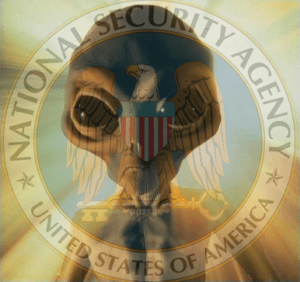 Alien message on the NSA website