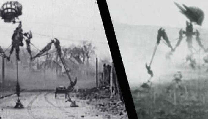 (Battle between Humans and Extraterrestrials)