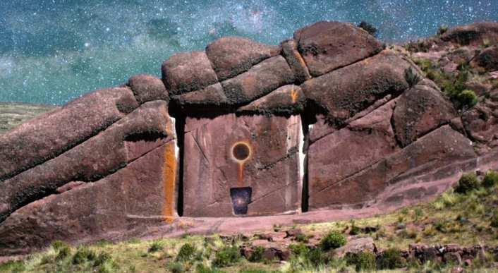 The Stargate of Hayu Marca
