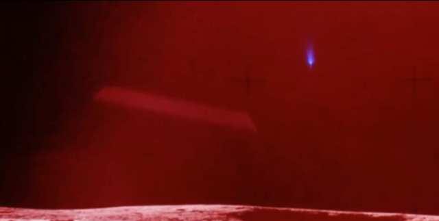 extraterrestrial spacecraft