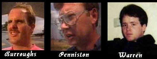 Burroughs, Penniston, Warren