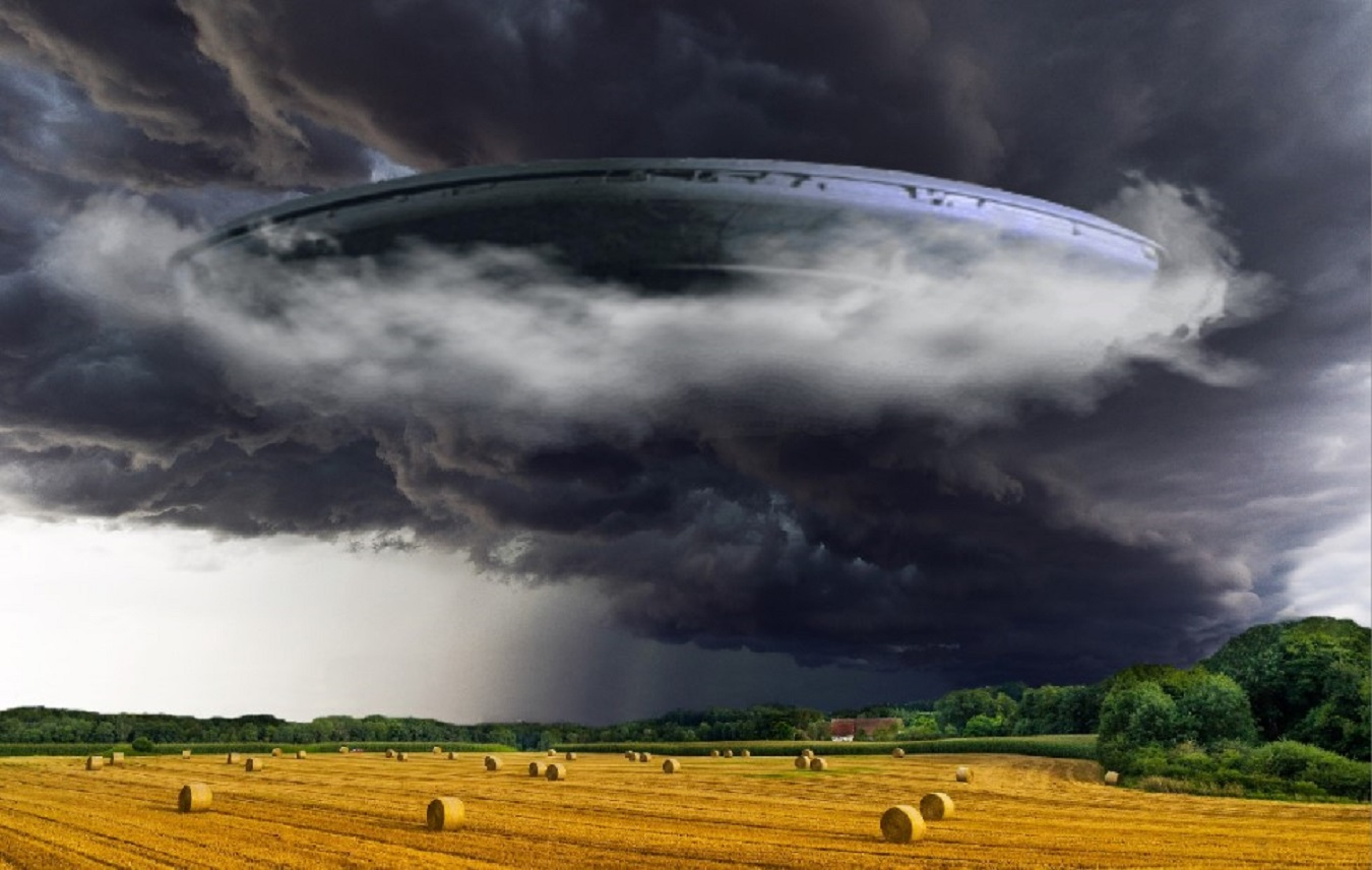 Ufo Activity Over The American Midwest