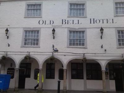 The Old Bell Inn Warminster - Holding the biggest UFO event in the UK for 2015!