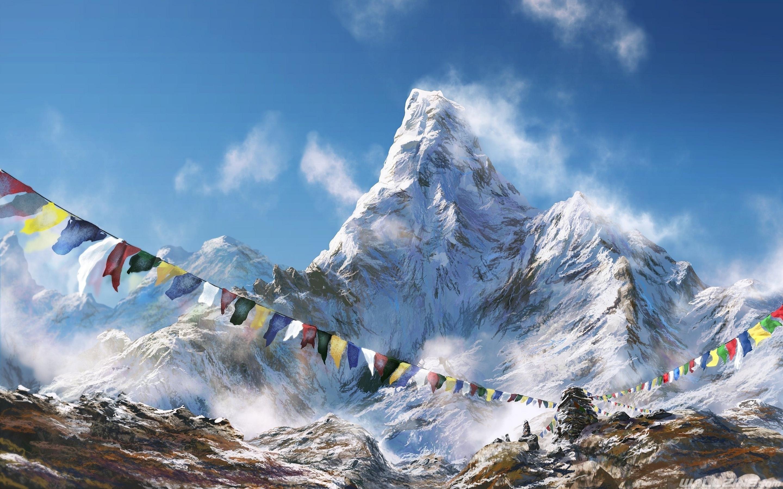 19 Inspirational Mount Everest Wallpaper 4k Wall Gallery