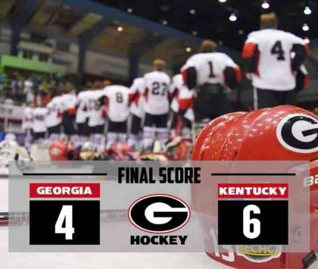 Kentucky Roars Back Beats Georgia 6 4