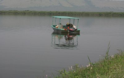 Lake Mburo National Park - boat safari