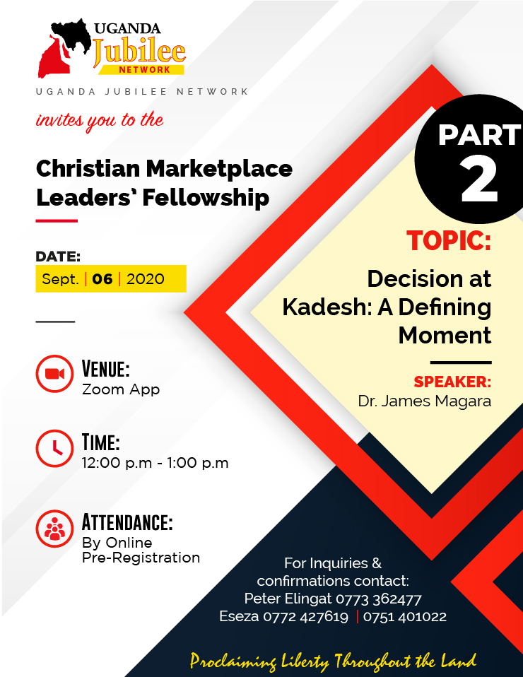 UJN Marketplace Fellowship