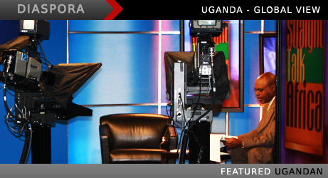 Ugandan Journalist, Shaka Ssali, Host of VOA's Straight ...