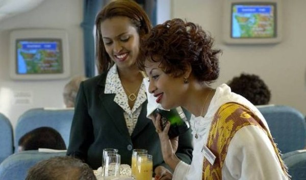 The New Spirit of Africa Ethiopian Airlines To Fly