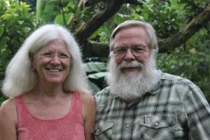 Margie and Paul Robinson