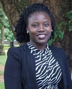 Sheila Ainembazi, intern