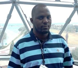 John Semakula of The Standard newspaper of Uganda Christian University