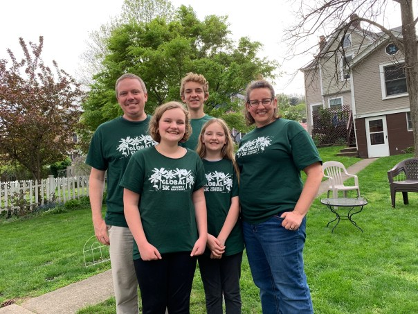 The Bartels family