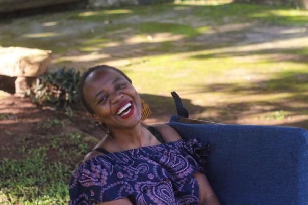 Sarah Lagot Odwong, UCU graduate and USAID employee