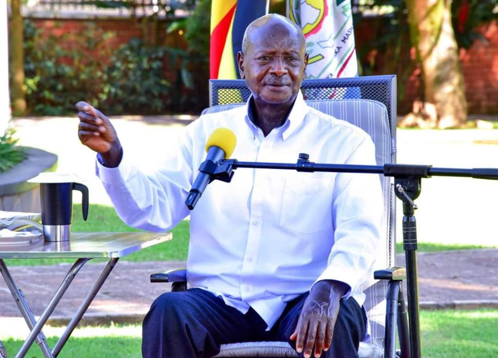 UGANDA WILL EASE COVID-19 LOCKDOWN FROM MAY 6 2020- PRESIDENT MUSEVENI