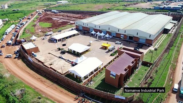 WHY INDUSTRIAL PARKS ARE KEY FOR CREATION OF JOBS AND THE FAST DEVELOPMENT OF UGANDA INTO MIDDLE INCOME COUNTRY BY 2020