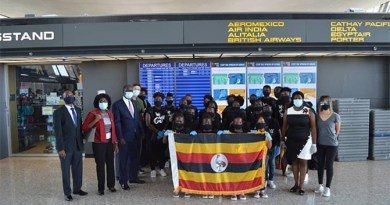 276 UGANDANS STRANDED IN USA