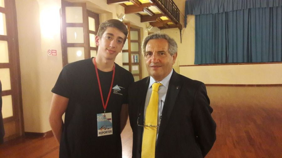 Intervista a Giorgio Scarso, presidente di Federscherma – 09.06.2017