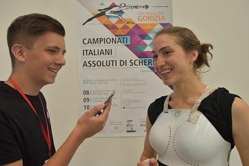 Intervista a Giulia Rizzi