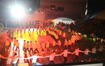 Le foto del Golden Gala